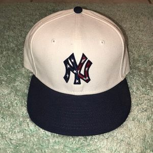 new york yankees fitted baseball hat